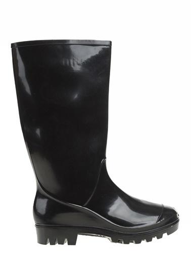 David Jones Yağmur Çizmesi Siyah